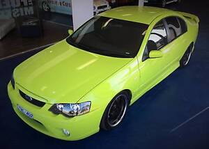 2005 Ford BF XR6 Falcon Sedan - Automatic Hoppers Crossing Wyndham Area Preview
