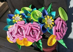 Beautiful handcrafted paper decor