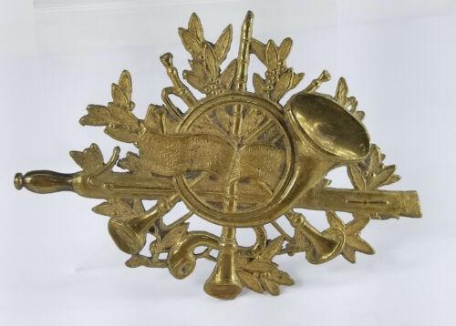 Antique French Bronze Decorative Furniture Ornament Architectural Instruments