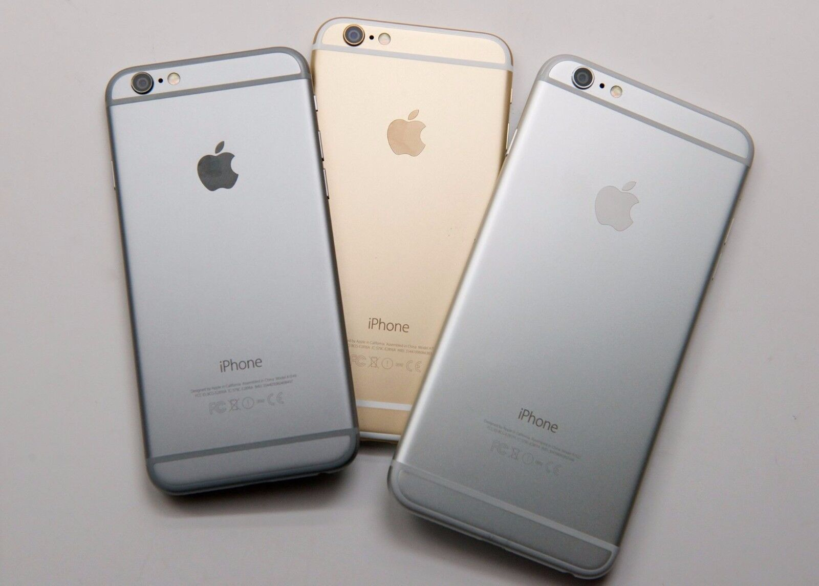 Apple iPhone 6 , SE , 5S - 16GB Factory Unlocked (All colors) Smartphone