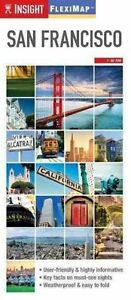 Insight Flexi Map: San Francisco, Guides, Insight, New Book