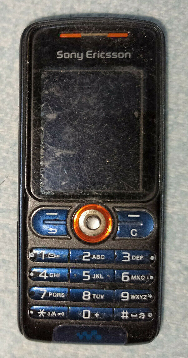 Sony Ericsson Walkman W200i | Handy | ╔═📱══ Ungetestet ══📱═╗
