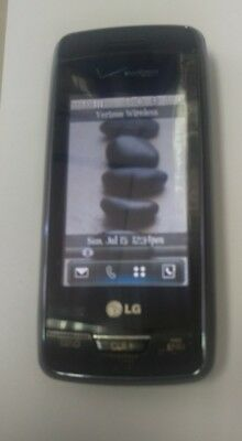 LG VX10000 Voyager Verizon Cell Phone QWERTY  used
