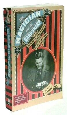 THE MAGICIAN AND THE CARDSHARP ~ by Johnson  paperback