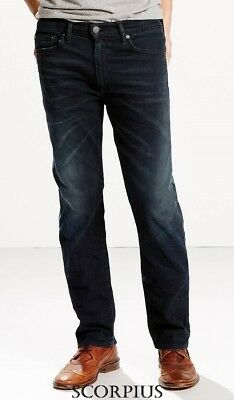 Buy cheap New Mens Levi's 513 Slim Straight Jeans Priority Ship Fast Free Ship products
