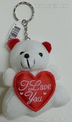 Soft White Teddy Bear 3