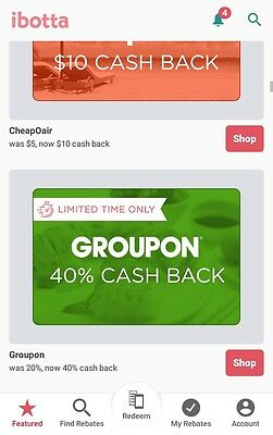 80% + Groupon Cashback Offfer + More ( MAKE MONEY IN RETURN ) Do it Now!