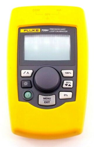Fluke 709H, Precision Loop Calibrator with Hart Communication