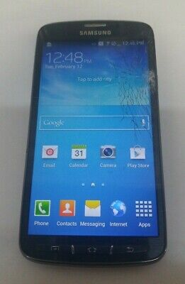 Samsung Galaxy S4 Active (SGH-I537) 16GB - Black - AT&T - READ BELOW for sale  Shipping to Canada
