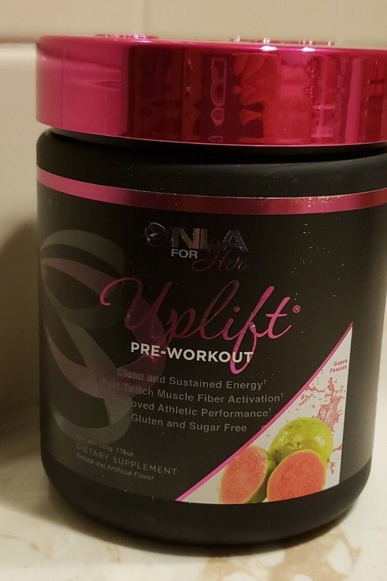 NLA for Her - Uplift - Pre-Workout Energy - Provides Clean/S