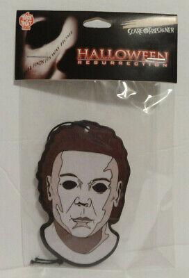Trick or Treat Air Freshnener Mike Myers Halloween Resurrection Vanilla Scent