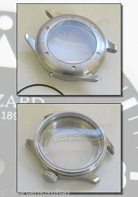 Uhrengehäuse-Bausatz 2012 f. Unitas 6498/6497 für Profis ohne Zifferblatt&Zeiger