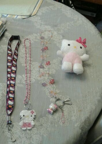 Hello Kitty - ASSORTED HELLO KITTY ITEMS