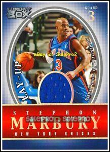 TOPPS-LUXURY-BOX-2004-STEPHON-MARBURY-NBA-NEW-YORK-KNICKS-LUSM-GAME-JERSEY-500