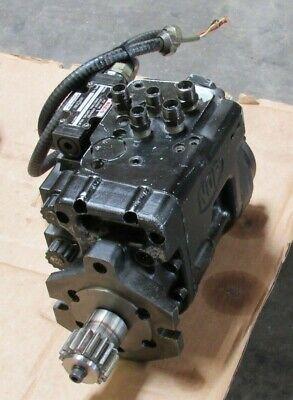Nop Nippon Gerotor Co. Index Motor Is-070-2pc-2alc-lo W Valves Fr Ikegai Lathe