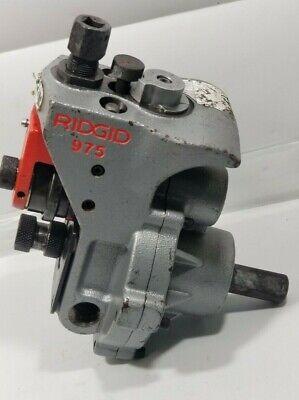 Ridgid 975 Roll Groover Works W Rigid 300 535 1224