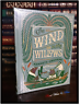 Wind in the Willows Illustrated Sealed Leather Bound Children's Gift Collectible
