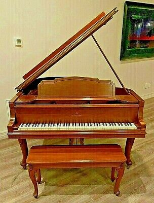 Brambach Baby Grand Piano Serial Number Location