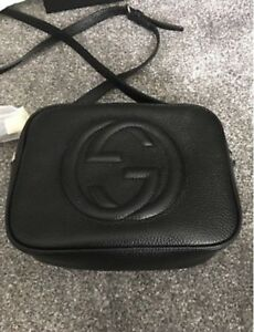 Leather Gucci Disco Soho