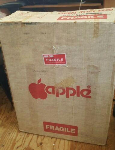 ULTRA Rare Apple II+ Bell & Howell Darth Vader Computer - Original BOX!