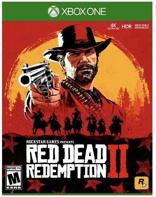 Xbox One Red Dead Redemption 2 - Microsoft Xbox One