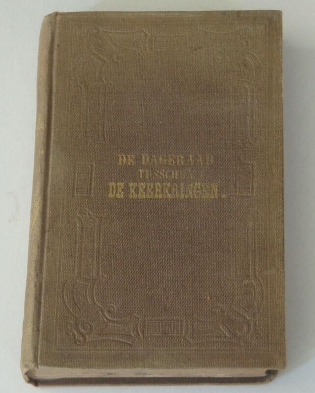 1860 Abbeokoeta: Africa Yoruba Tribe Culture Slavery Mission Progress in Dutch
