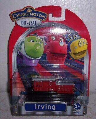 Learning Curve Chuggington Irving the Engine ~ NOUVEAU ~