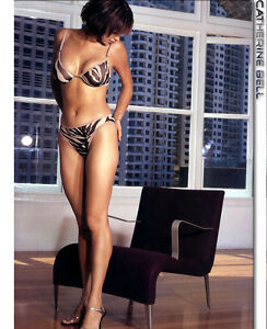 CATHERINE BELL 8X10 PHOTO PICTURE HOT SEXY CANDID 44