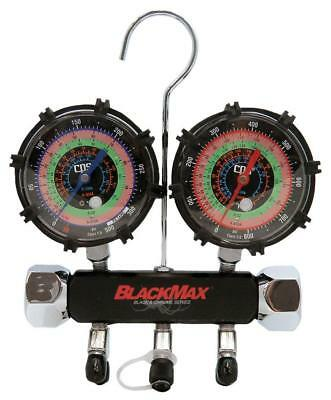 Cps Mbh5p5ez Blackmax Triple Seal 2 Valve Manifold With 5 Ball Valve Hoses
