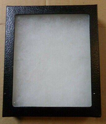 One Jewelry Display Case Riker Mount Collectors Display Box Show 6 X 8 X 78