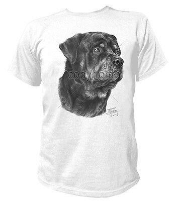 T-Shirt 13178 ROTTWEILER Rottie Freund Hund Dog Welpe Breed Rasse