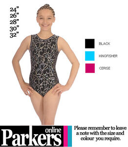 BRAND NEW GIRLS GYMNASTIC LEOTARD GYM DANCE 25 SYLES 24