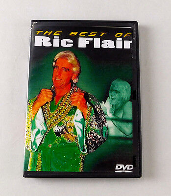 Ric Flair Best of Wrestling In Japan DVD Exclusive WWE TNA NJPW Nature