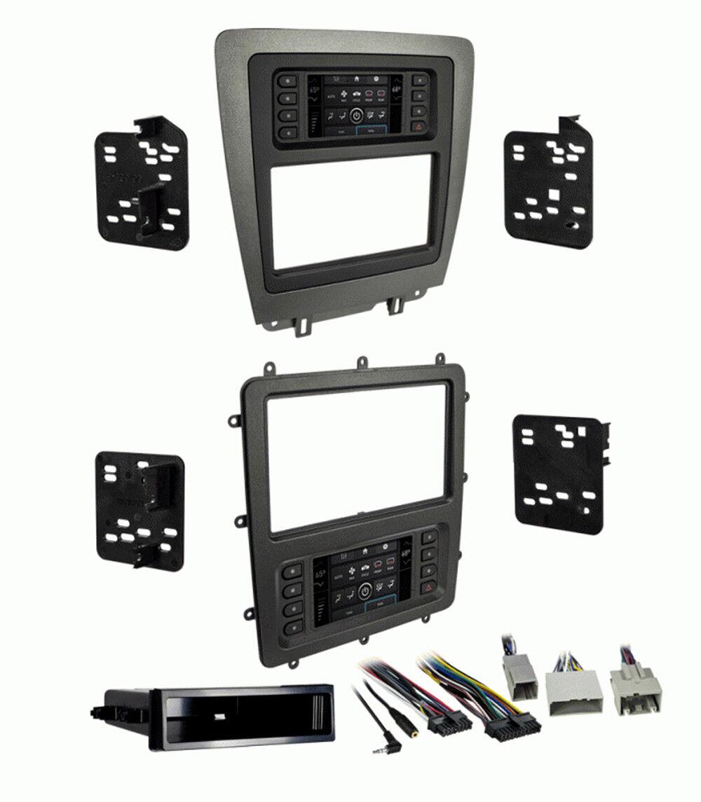 Metra 99-5840CH Aftermarket Radio Installation Dash Kit Big 5 Electronics