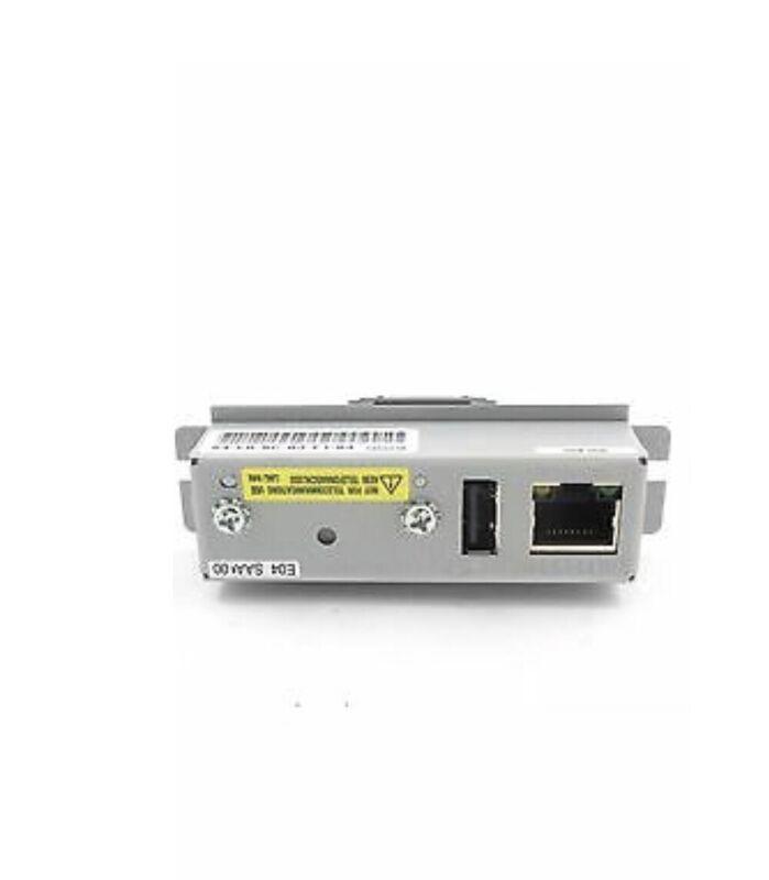 Epson UB-E04 Ethernet Interface C32C824541 With USB TM-U220PB T81 U288 T88V New