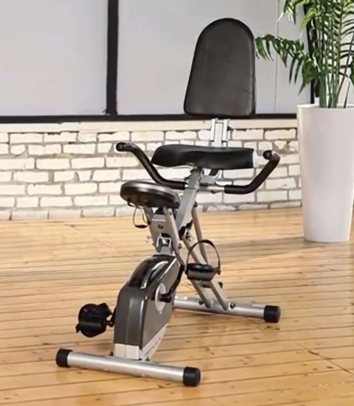 Exerpeutic 400XL Folding Recumbent Bike 1110