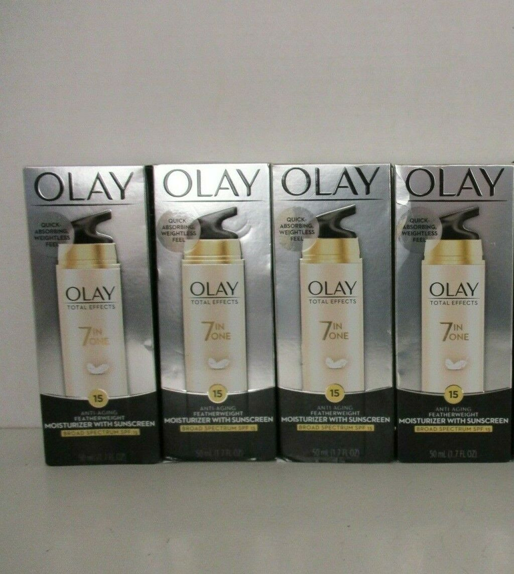 Olay Total Effects Fragrance Free Featherweight Moisturizer