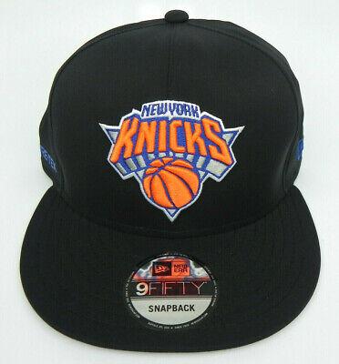 493ffcada8c911 NEW YORK KNICKS NBA NEW ERA 9FIFTY SNAPBACK BLACK GORE-TEX HAT CAP NEW!  RARE!