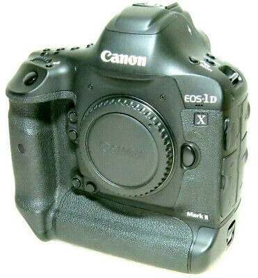 Canon EOS 1DX 1D X Mark II  20.2MP Digital SLR Camera Body 11,747 shots !!!