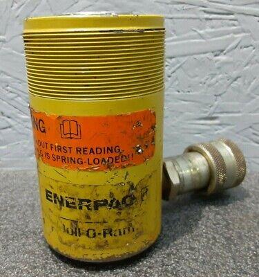 Enerpac Rch121 12 Ton 1 58 Stroke Hollow Hydraulic Cylinder Holl-o-ram