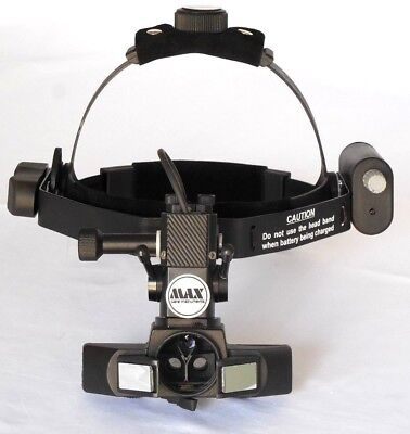 Binocular Indirect Ophthalmoscope With Strong Vision