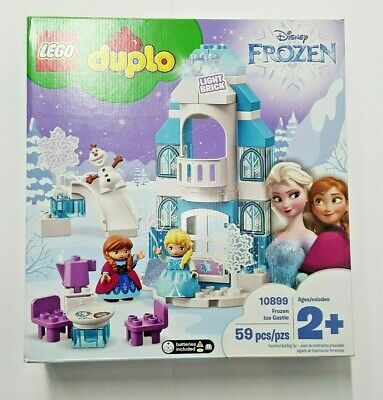 Lego Duplo Frozen Ice Castle Building Blocks with Elsa, Anna, Olaf (10899) NEW