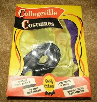VINTAGE COLLEGEVILLE COSTUMES HALLOWEEN CLOWN COSTUME #858 SMALL (34-36)