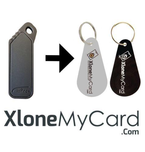 Copy / Clone Apartment RFID Kantech ioProx Key Fob P40Key