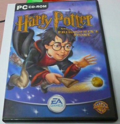 Harry Potter and the Philosopher's Stone PC CD-ROM  comprar usado  Enviando para Brazil