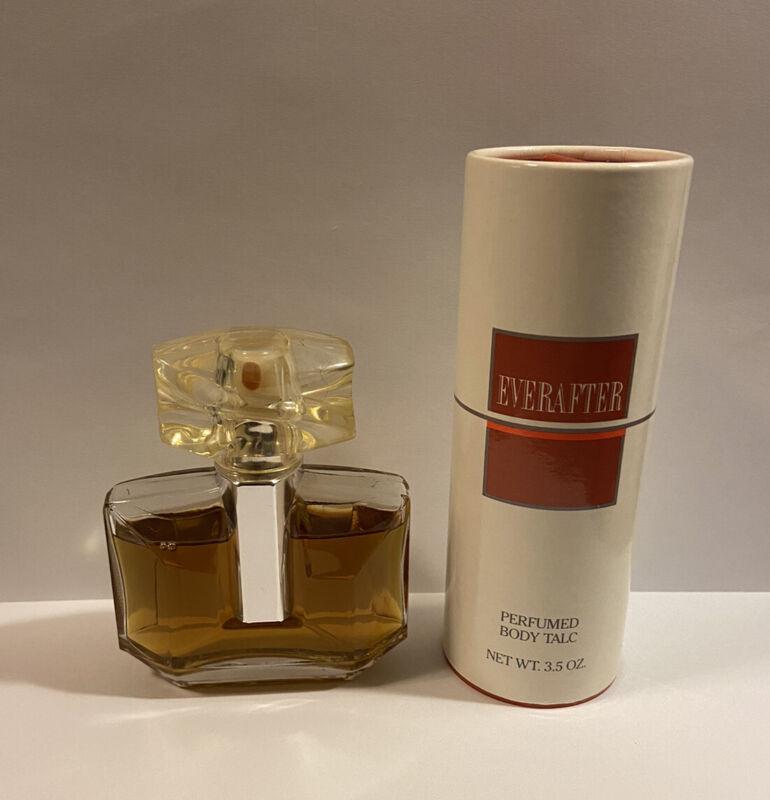 Avon Everafter eau de cologne spray + perfumed body talc