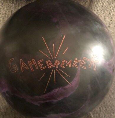 15lb Bowling Ball Ebonite Game Breaker
