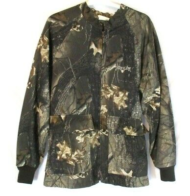 35a55823807a3 Scent-Lok Men Camouflage Fitted Jacket Fits Sz Medium Hunting Camo Lined  J672
