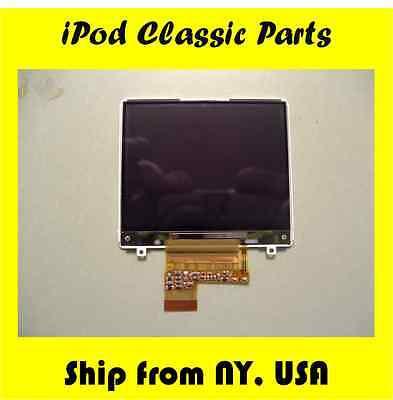 Apple Ipod Lcd Screen - Replacement LCD Screen Display Apple iPod Classic 6th & 7th Gen 80GB/160GB/120GB