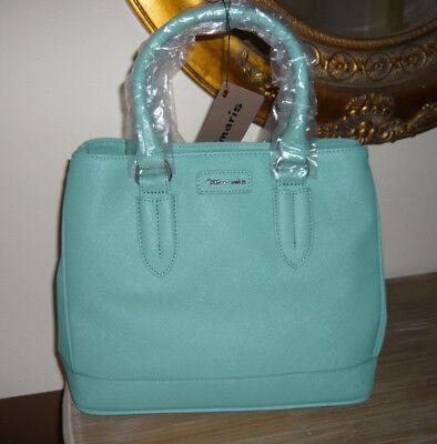 TAMARIS ~ Shopper ~ Tasche *Kitty*, jade,  NEU! - Kitty Shopper Tasche
